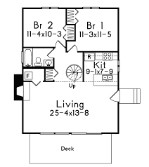 Greeley Cove Vacation Home Plan D    House Plans and MoreA Frame House Plan First Floor   D    House Plans and More