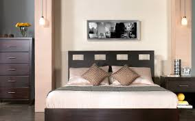 bedroom furniture interior design luxurious home interior bedroom design ideas with elastis creamy fabric double cushion casual sharp mission style bedroom furniture interior