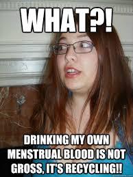 Crazy Feminist Girl memes | quickmeme via Relatably.com