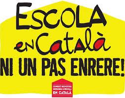 Resultat d'imatges de escola catalana