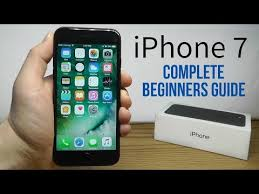 <b>iPhone 7</b> – Complete Beginners Guide - YouTube
