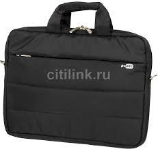 """Купить Сумка для ноутбука 15.6"""" <b>PC PET PCP</b>-15601BK, черный в ..."""