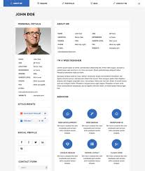 20 best wordpress resume themes for your personal website moticv modern vcard resume builder wordpress theme