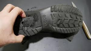 Вся правда об обуви <b>Ecco</b>, заложенном ресурсе подошвы и ...