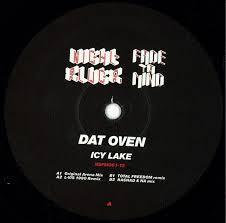 Dat Oven – Icy <b>Lake</b> (2014, <b>Vinyl</b>) - Discogs