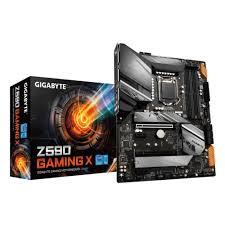 <b>Материнская плата GIGABYTE</b> Z590 GAMING X (LGA1200, ATX ...