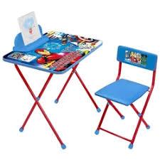 """«<b>Комплект детской мебели Nika</b> Kids """"Marvel""""» — Товары для ..."""