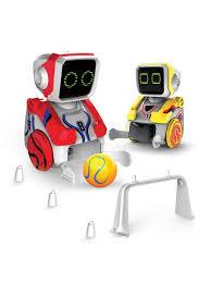 <b>Робот футболист</b> Кикабот Двойной набор <b>YCOO</b> Silverlit ...