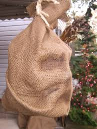 Image result for burlap sack