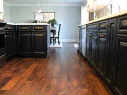 Walnut Floor Kitchen Similiar Dark Cabinets And Walnut Floors Keywords