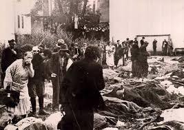 Расстрелы заключенных в июне-июле 1941 года. Как это было ...
