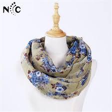 High Quality <b>Hot Sale New Fashion</b> Warm Women Flower Loop ...