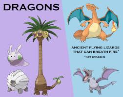 Image result for alola exeggutor is a dragon type