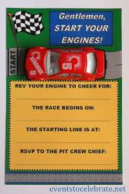 printable invitations army car racing swim party events car racing invitation printable eventstocelebrate net