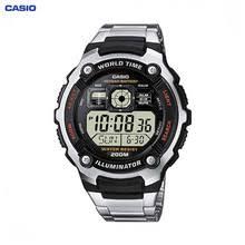Наручные <b>часы Casio</b> A168WEGG-1BEF мужские цифровые
