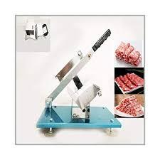 VIVIANE Factory Direct Manual Frozen <b>Meat Slicer</b>/beef Cutting ...