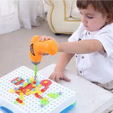 Aliexpress.com : Buy Children Toys <b>Drill Puzzle Educational Toys</b> ...