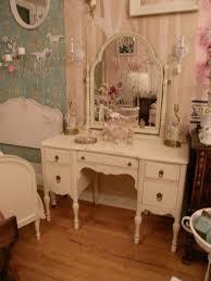 beautiful home furniture ideas with vintage vanity tables chic design ideas using white wall lamps beautiful home furniture ideas vintage vanity