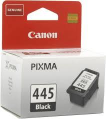 <b>Картридж</b> Canon <b>PG</b>-<b>445 BK</b>, черный, для струйного принтера ...