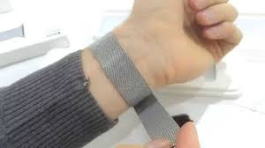 <b>Ремешок</b> для <b>Apple</b> Watch Milanese Loop - YouTube