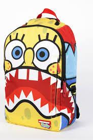 <b>Рюкзак SPRAYGROUND</b> x Spongebob Sharkpants <b>Backpack</b> (B144 ...