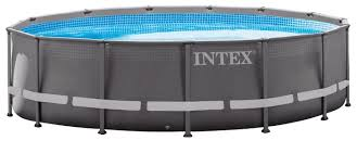 Бассейн <b>Intex Ultra</b> XTR Fra... — купить по выгодной цене на ...