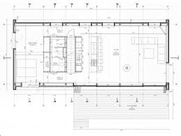 Modern Modular Home Floor Plans  The Waskesiu Prefab Home Floor    Small Prefab Homes Floor Plans