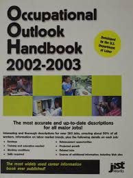 occupational outlook handbook u s dept of labor occupational outlook handbook 2002 2003 u s dept of labor 9780613444088 com books