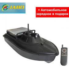 Прикормочный кораблик <b>Jabo</b> 2AD 20AH - 2018 — купить в ...