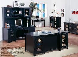tribeca loft black office furniture double pedestal executive desk black home office chairs