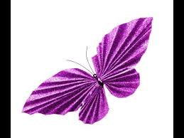 Awesome Paper <b>Butterfly</b>. Easy to do. Room <b>decoration</b>. Valentine ...