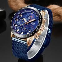<b>LIGE</b> 2020 New <b>Watch</b> Men <b>Fashion</b> Sport Quartz Clock Mens...