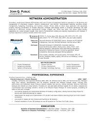 administrative resume samples  seangarrette conetwork resume sle system administrator  sql database administrator resume samples   administrative resume