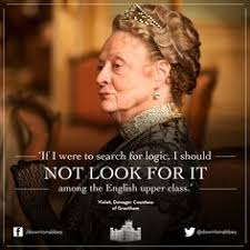 Downton abbey fun on Pinterest | Downton Abbey, Dowager Countess ... via Relatably.com