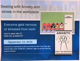 brokenhead ojibway nation community notice dealing 09 sep community notice dealing anxiety stress in the workplace