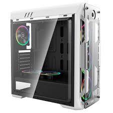 Купить Компьютерный <b>корпус GameMax Optical G510</b> White в ...