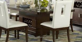 la cucina table mainline counter height dining room table with wine rack cheap with photo of dining room