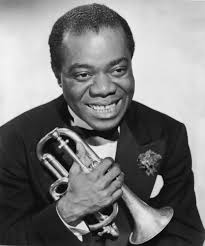 louis armstrong and all that jazz com gap toothed grinners circa 1945 headshot portrait of american jazz musician louis armstrong