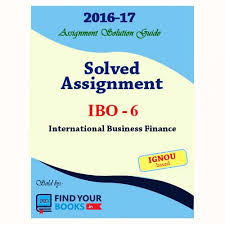 ibo ignou solved assignments in hindi medium ibo 6 ignou solved assignments 2017 in hindi medium