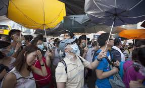 Opositores a China evitaron cárcel