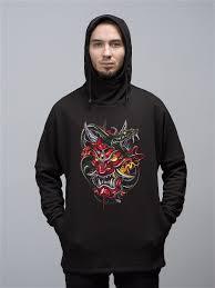 Худи Hannya Mask Индивид 8508538 в интернет-магазине ...