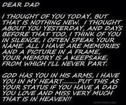 Dear Daddy Quotes. QuotesGram