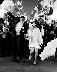 <b>Wedding</b> Umbrella and Handkerchief traditions in New Orleans