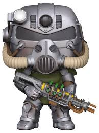 <b>Фигурка</b> Funko POP! <b>Fallout</b> S2 - T-51 Power Armor 33973 ...