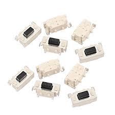 <b>uxcell 10Pcs</b> 2 Pin Square 3mmx6mm Self-<b>Locking</b> DPDT: Amazon ...
