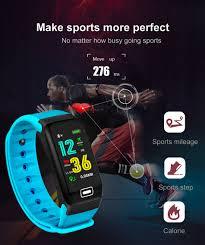 LIGE <b>Smart Sport Bracelet</b> New <b>Waterproof</b> Watch Blood Pressure ...