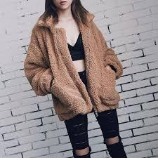 Elegant <b>Faux</b> Fur Coat Women <b>2018</b> Autumn <b>Winter</b> Warm Soft ...
