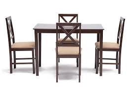 <b>Обеденный комплект Хадсон</b> / стол + 4 стула с доставкой по СПб ...