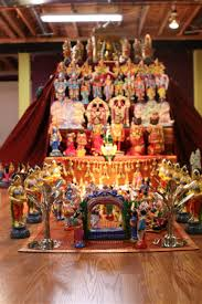 Golu Decoration Tips Ashta Dikha Alankara Golu By Vyjayanthi Satish Culture Indian