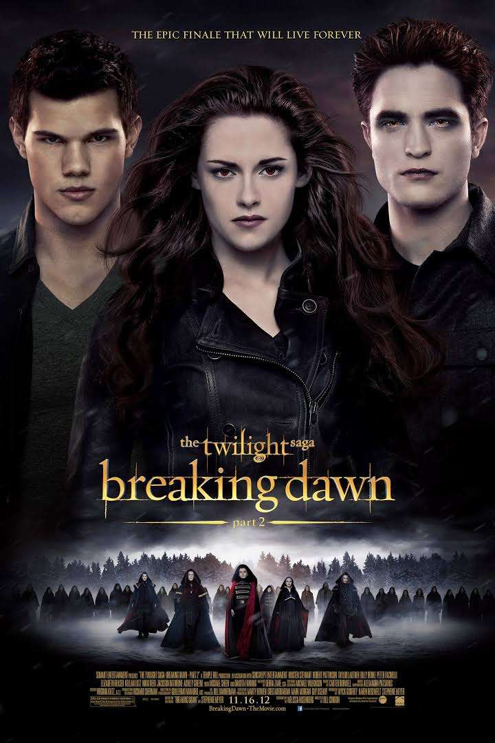 Download The Twilight Saga: Breaking Dawn – Part 2 (2012) {Hindi-English} 480p [350MB] || 720p [850MB]